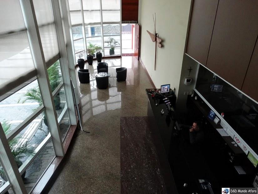 Olavo Bilac Apart Hotel - onde ficar em Taubaté