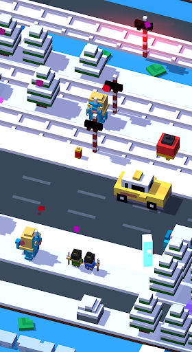 Tải Game Crossy Road Hack Mod