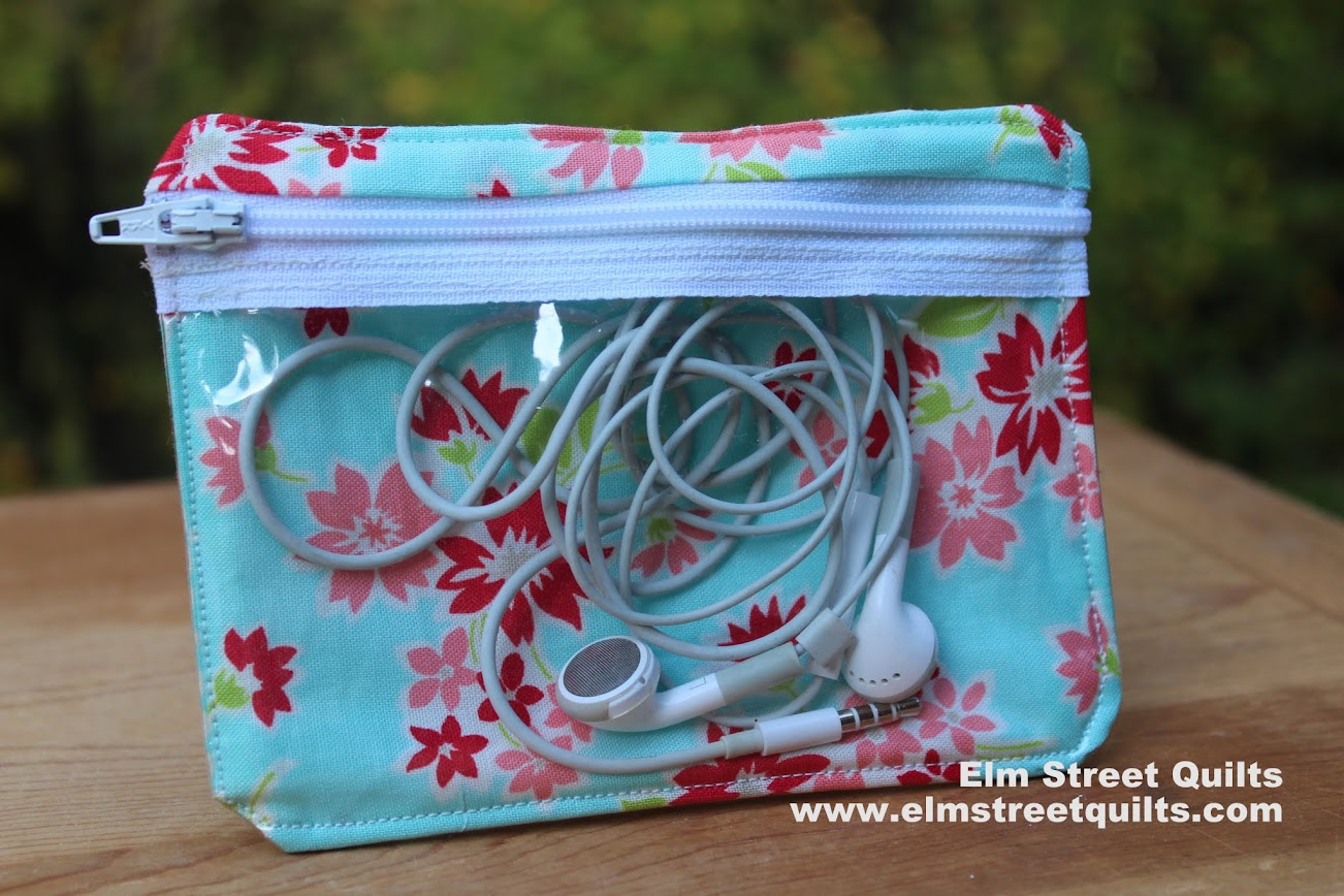 headphone bag tutorial