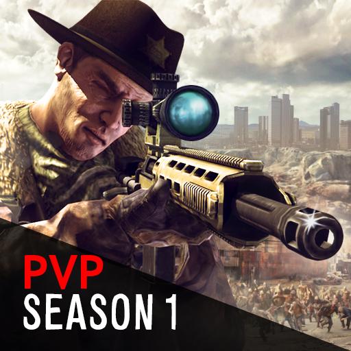 Game Last Hope Sniper - Zombie War: Shooting Games FPS V3.21 Mod Unlimited Money