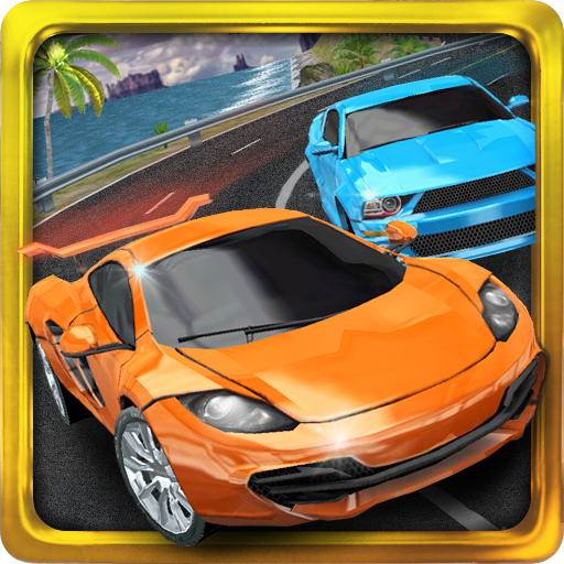 Game Turbo Driving Racing 3D V2.6 Mod Unlimited Money