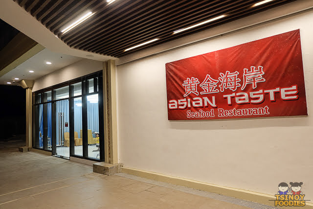 asian taste seafood restaurant