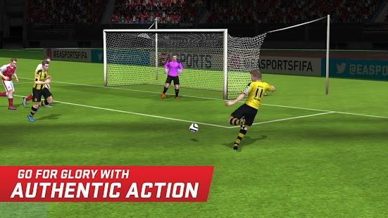 Permainan FIFA Mobile Soccer Apk Terbaru 2016