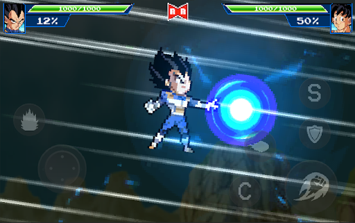 Legendary Z Warriors Mod Hack Cho Android