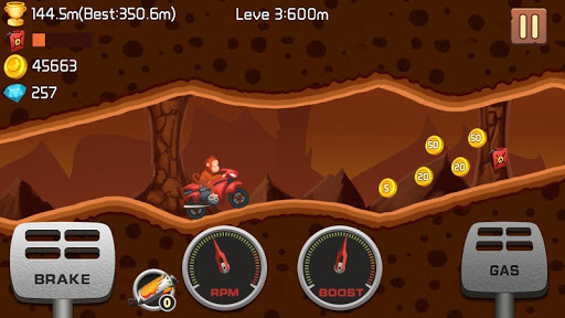 Jungle Hill Racing Mod Cho Android