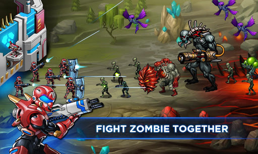 Robot Vs Zombies Game Hack Full Tiền Cho Android