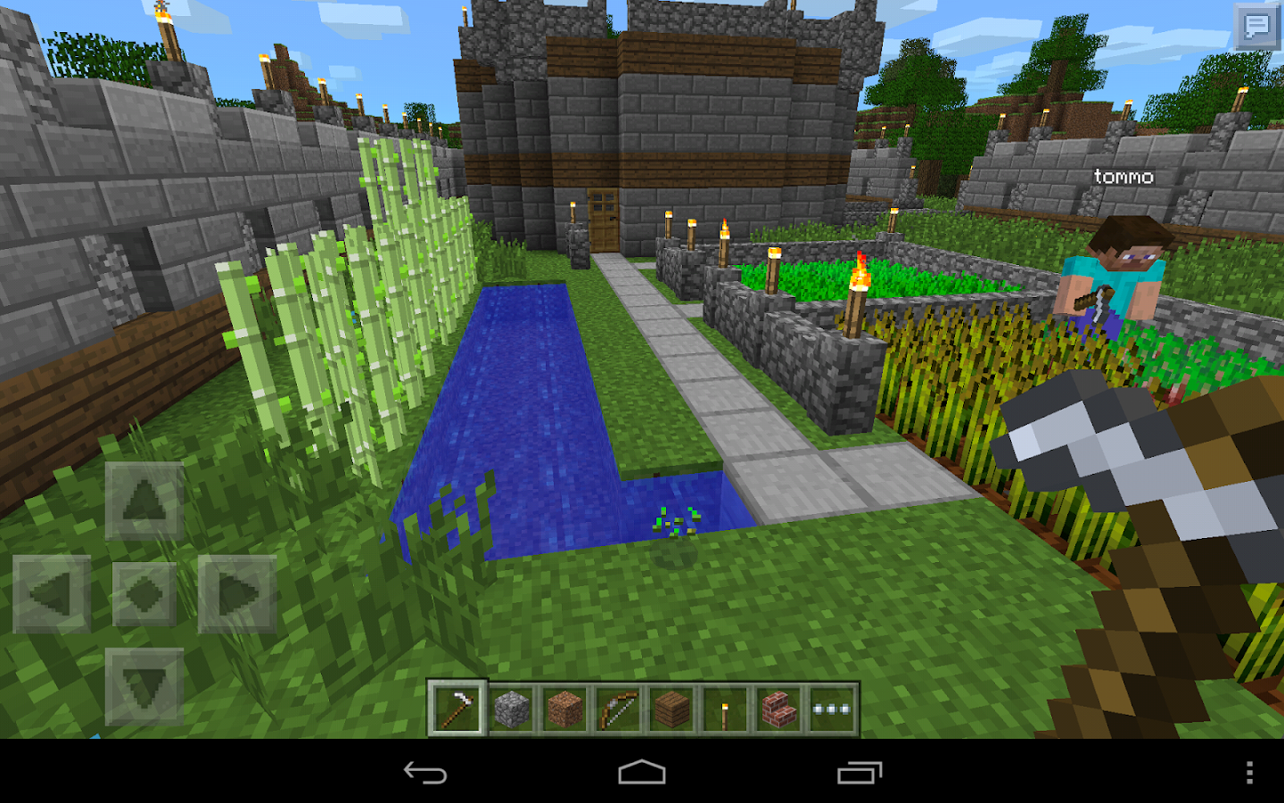 Minecraft Pocket Edition v0.12.1 build 9 APK