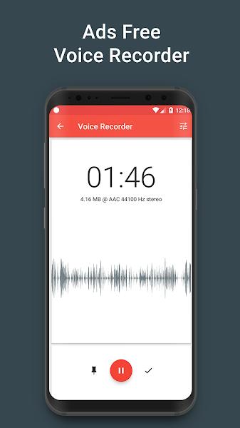 voice-recorder-pro-screenshot-1