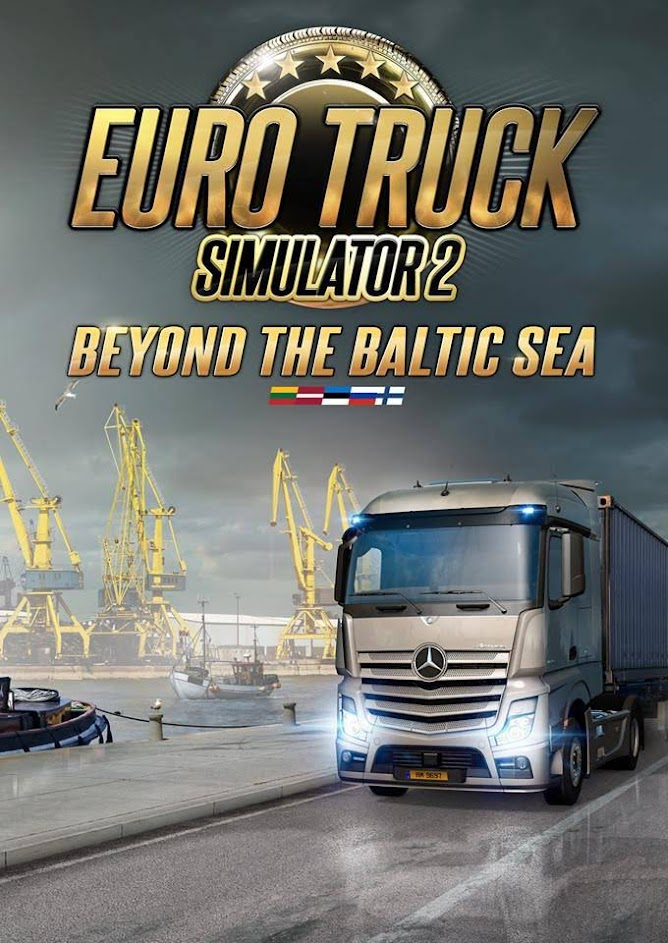 ETS2 : Beyond the Baltic Sea