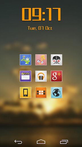 Cadrex - Icon Pack