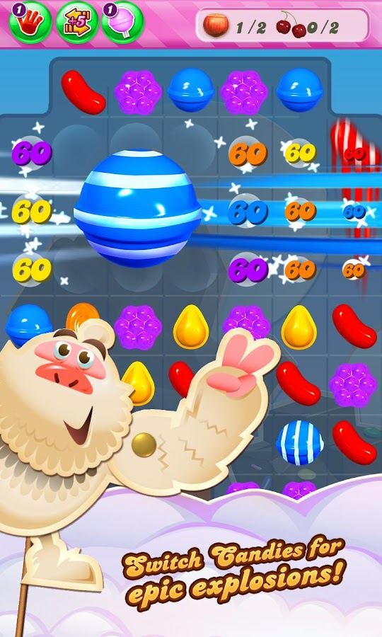 Candy Crush Saga Apk Mod unlimited terbaru 2016