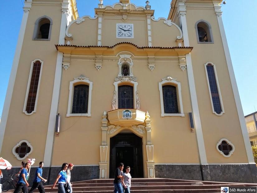 Catedral de São Francisco das Chagas Taubaté
