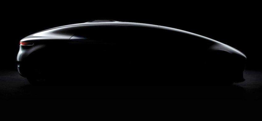 Mercedes-Benz autonomous car concept