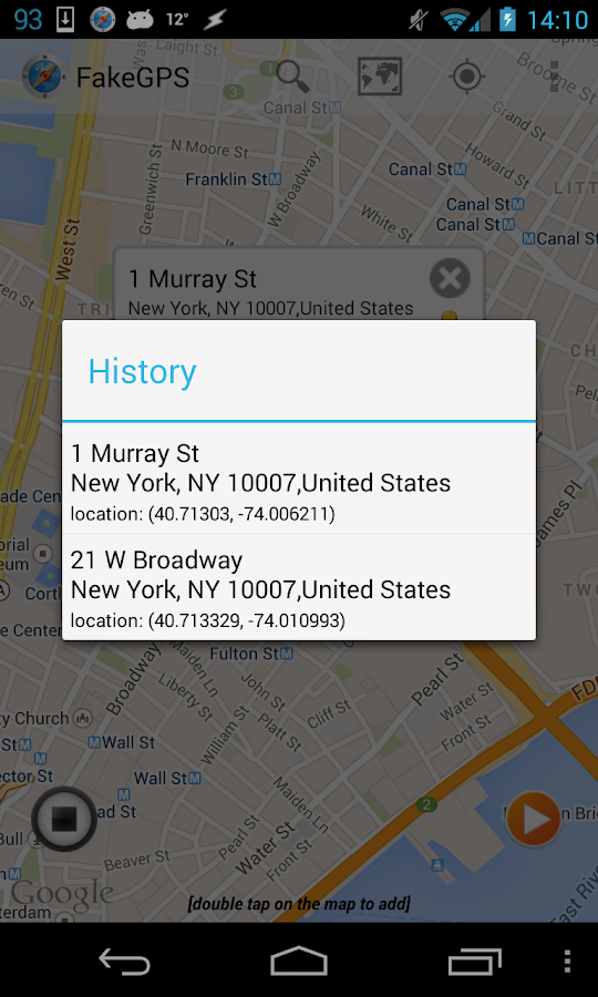 Fake GPS Location Spoofer PRO v4.7 APK