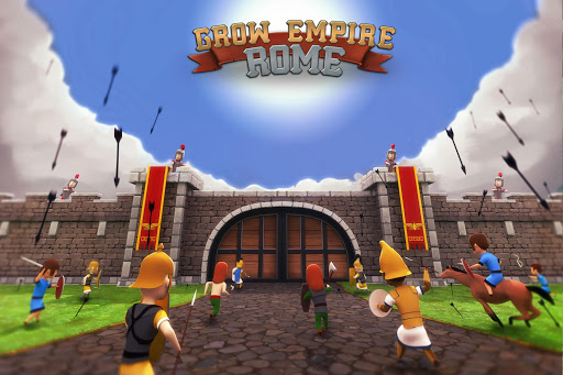 Game Grow Empire Rome Hack Tien Cho Android