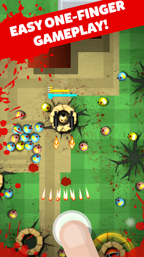 Zombie Fest Shooter Game Mod Full