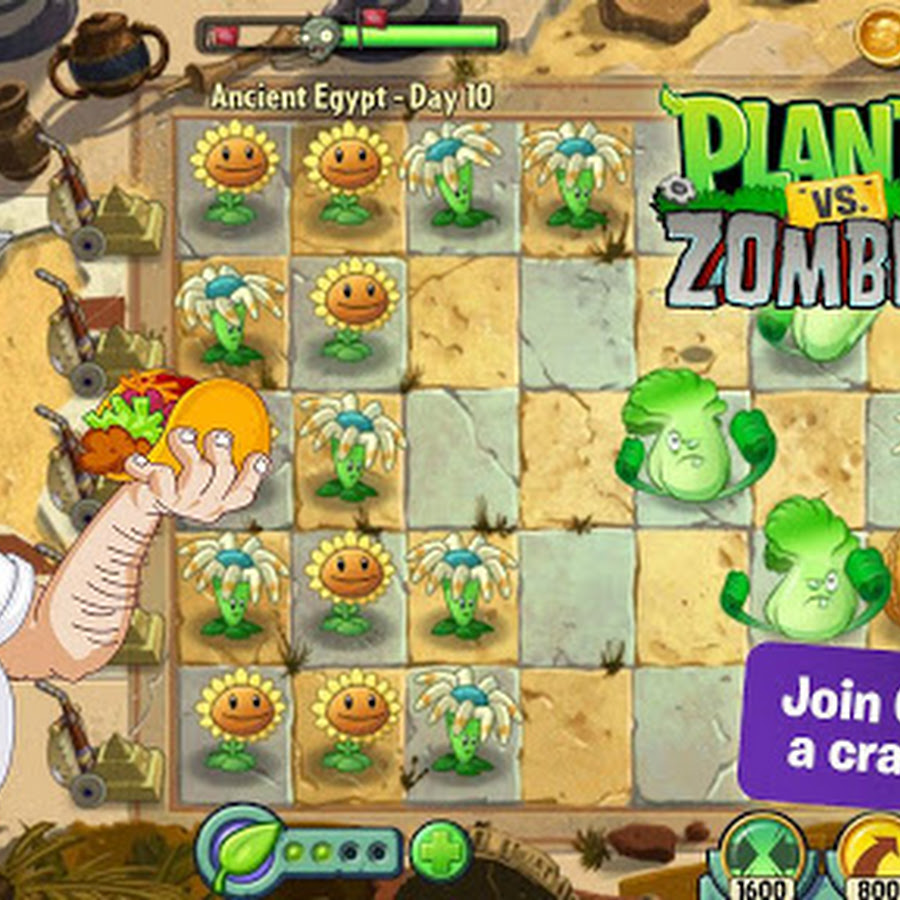 Download Plant vs Zombie  Android APK+DATA Terbaru