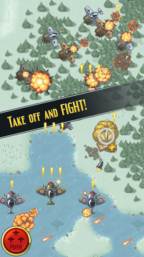 Aces of the Luftwaffe v1.3.4 APK Arcade & Action Games Free Download