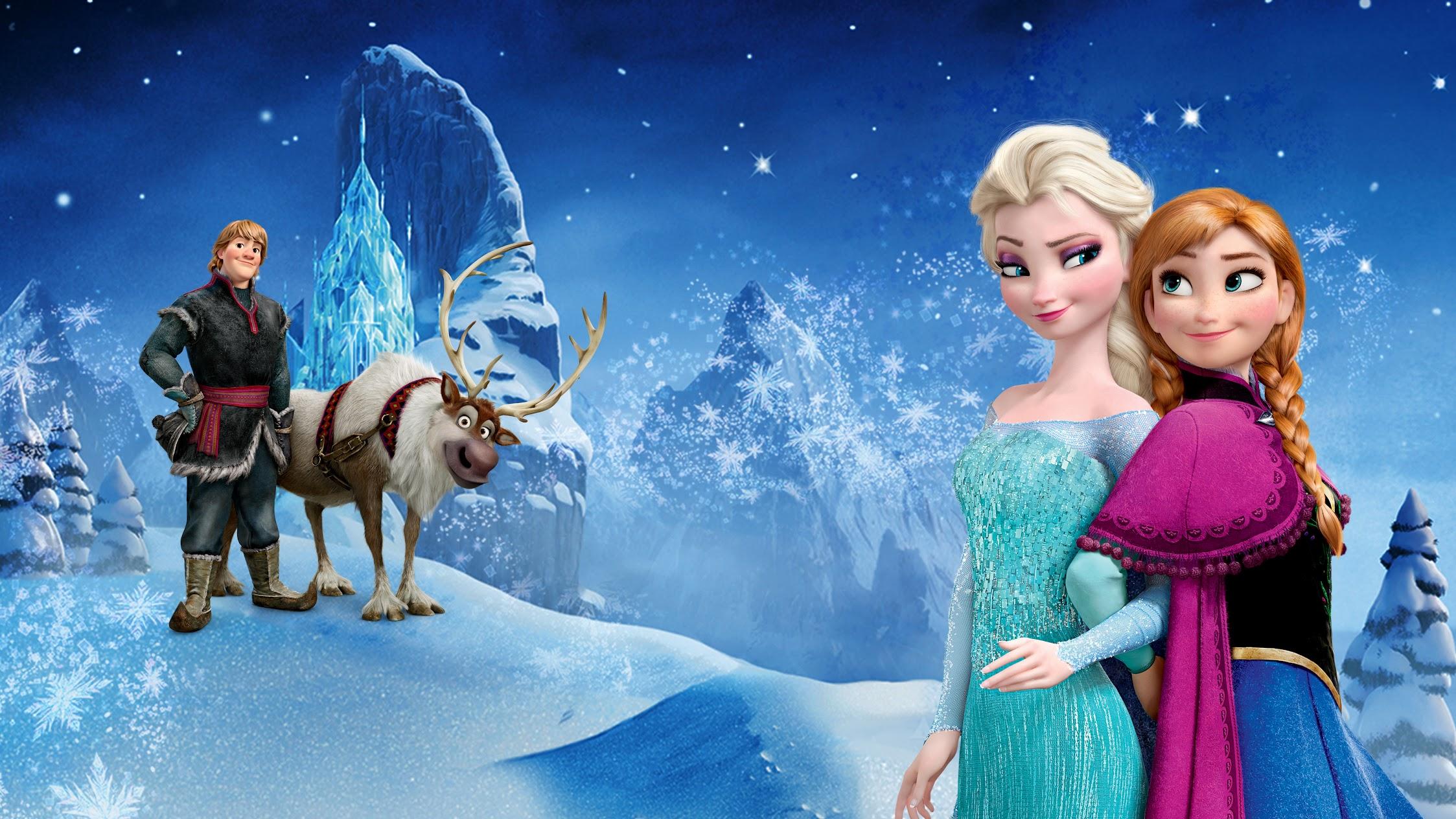Frozen Vai Ganhar Historia Inedita Com Anna E Elsa E