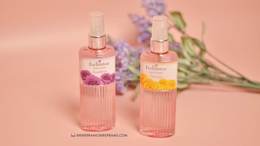 anti bau badan ketiak - Rahasia Wangi Sepanjang Hari dengan Enchanteur - review parfum murah