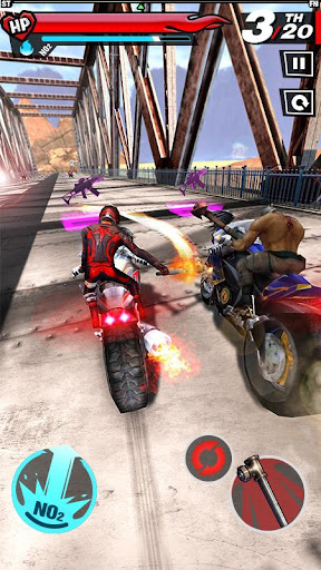 Game Fury Rider Mod Full