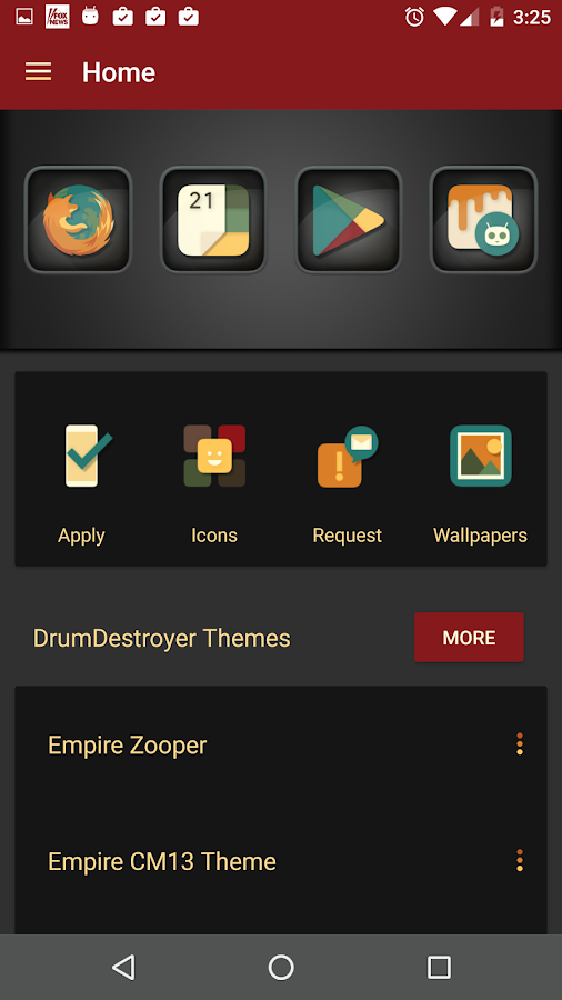 Empire Icon Pack v6.5 APK - Mobx.org