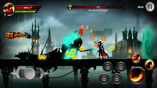 Stickman Warrior League of Shadow Fighter RPG Hack