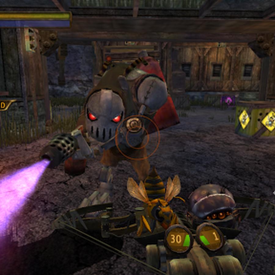 Oddworld: Stranger's Wrath APK + OBB v1.0.10