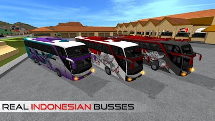 Game Bus Simulator BUSSID Android