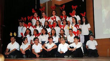 Festival de Navidad ESO y 6º Primaria