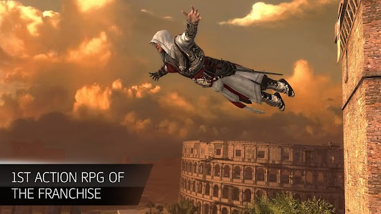 Free Download Assassin's Creed Identity Apk Mod terbaru 2016