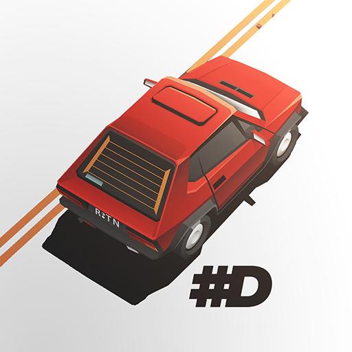 Game #DRIVE V2.0.0 Mod Unlimited Money
