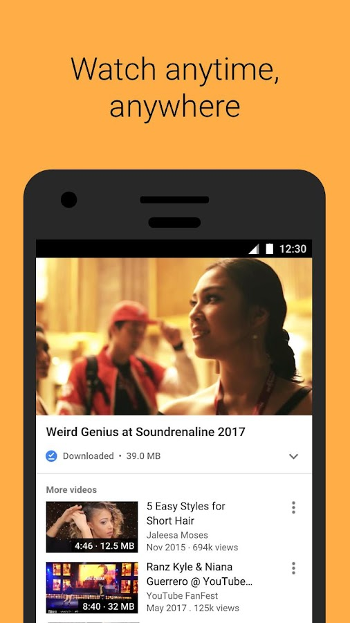 Free Download Apps YouTube Go Apk For Android Update Terbaru 2018