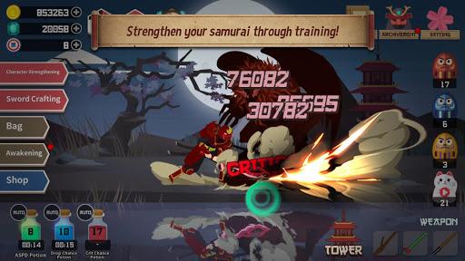 Game Samurai Kazuya Mod