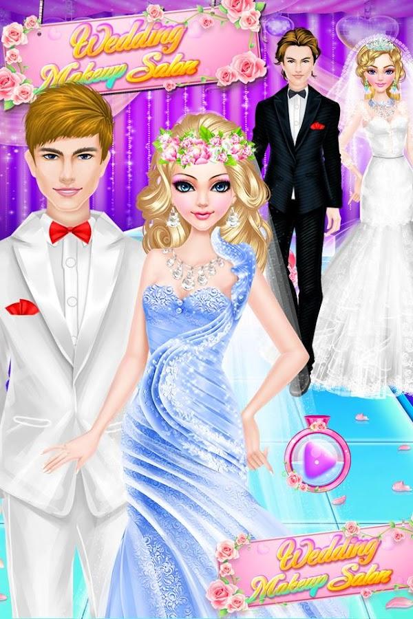 Permainan Pernikahan Elsa Makeup Salon 1.0.8 apk