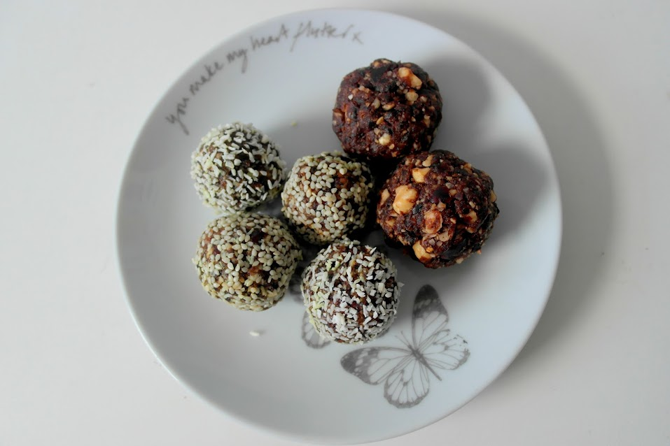 healthy snack balls