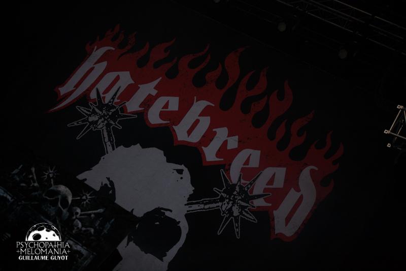 Hatebreed @Hellfest 2016 - vendredi 17/06