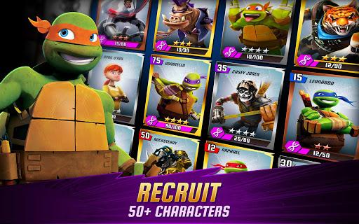 Ninja Turtles: Legends Hack
