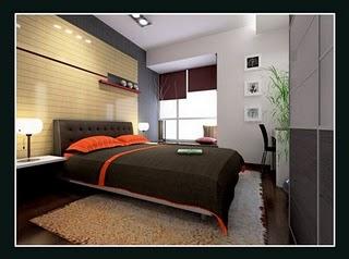 Ide 20+ 2X4 M Kamar Tidur Minimalis
