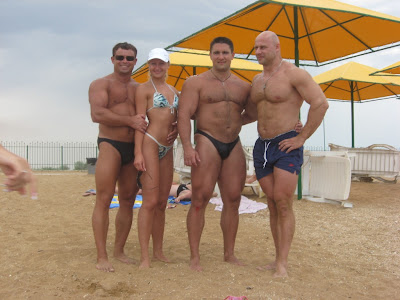 For Marriage Russian Bodybuilding 29