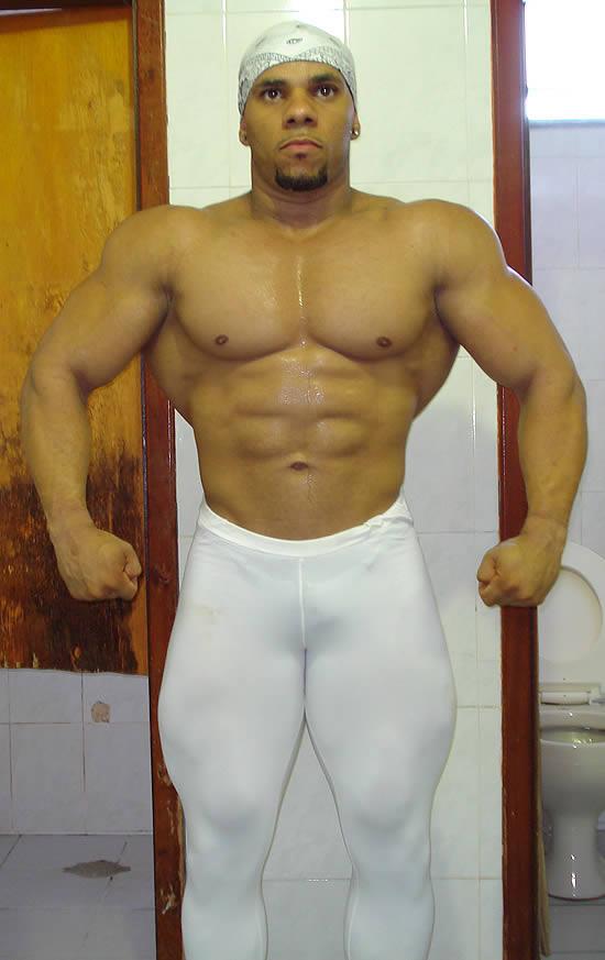 Worldwide Bodybuilders Jorlan Nascimento Part 2