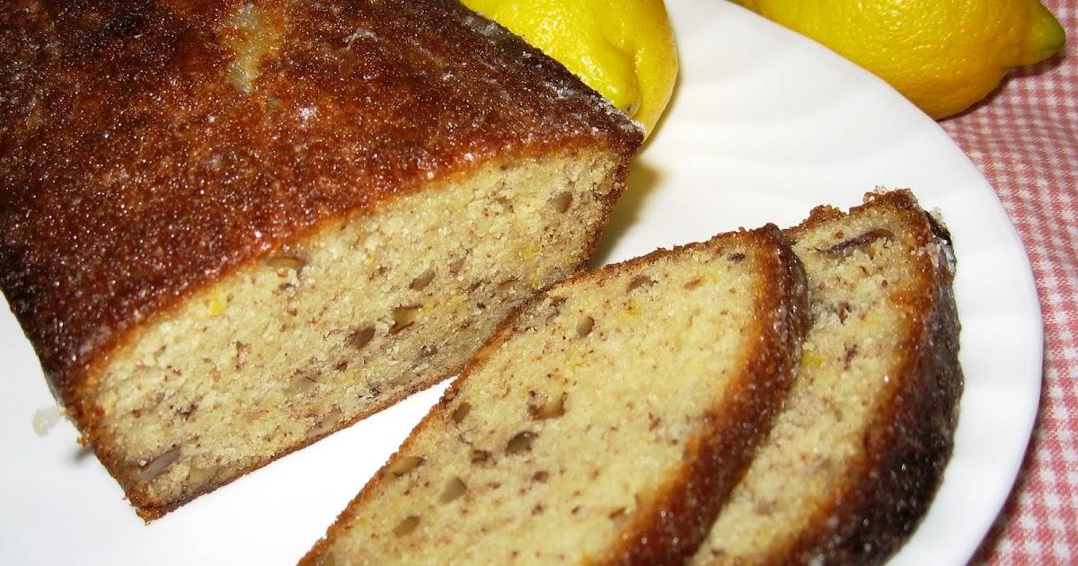 The Iowa Housewife: Lemon Nut Bread