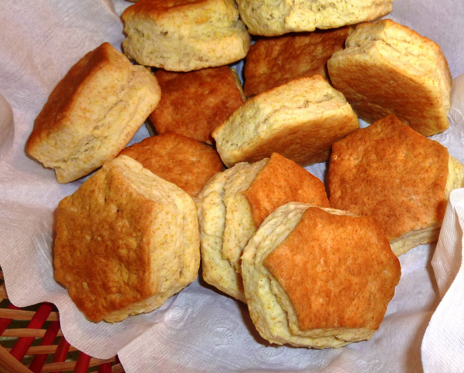 The Iowa Housewife Never Fail Buttermilk Biscuits