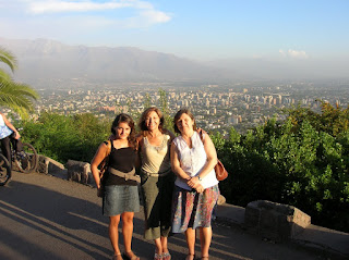 cerro de san cristobal, santiago de chile, chile, vuelta al mundo, round the world, información viajes, consejos, fotos, guía, diario, excursiones