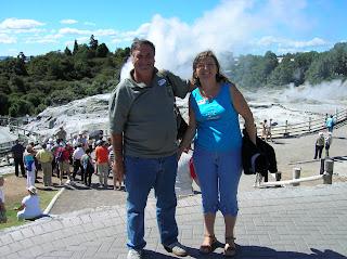 Géiser Pohutu, Rotorua, Nueva Zelanda, vuelta al mundo, round the world, La vuelta al mundo de Asun y Ricardo