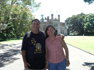 Casa del Gobernador, Botanic Garden, Sidney, Sydney, Australia, vuelta al mundo, round the world, La vuelta al mundo de Asun y Ricardo
