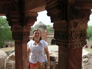 Tumba del Barbero, Barber's Tomb, Nueva Delhi, New Delhi, India, vuelta al mundo, round the world, La vuelta al mundo de Asun y Ricardo