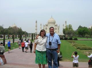 Taja Mahal, Agra, India, vuelta al mundo, round the world, La vuelta al mundo de Asun y Ricardo