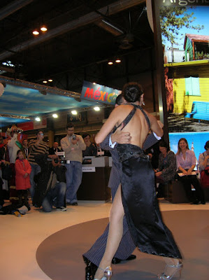 tango, pabellón Argentina, vuelta al mundo, round the world, La vuelta al mundo de Asun y Ricardo