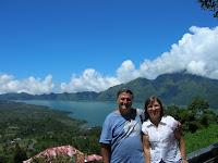 Lago Batur, Kintamani, Bali, Indonesia, vuelta al mundo, round the world, La vuelta al mundo de Asun y Ricardo